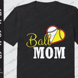 Ball mom