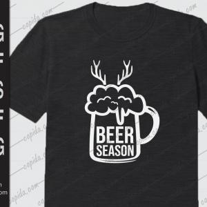 Beer hunting season