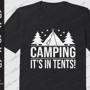 Camping It's in tents