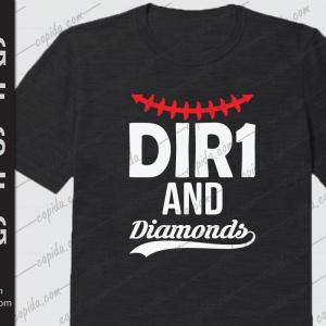 Dir1 and diamonds
