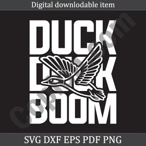 Duck duck boom