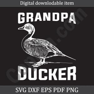 Grandpa ducker