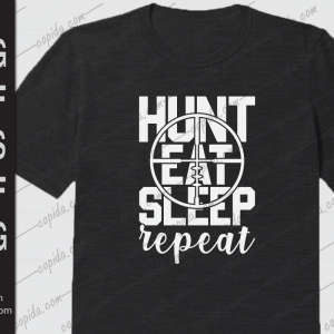 Hunt eat sleep repeat