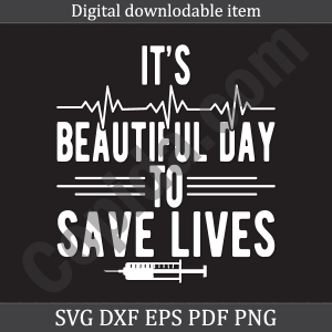 It's beautiful day to save lives