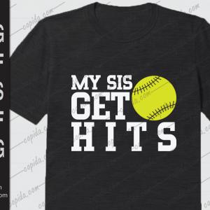 My sis get hits