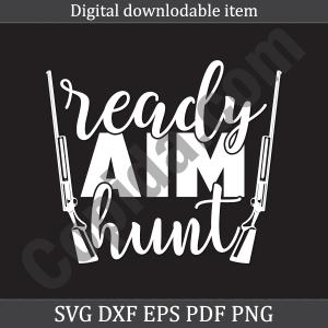 Ready aim hunt