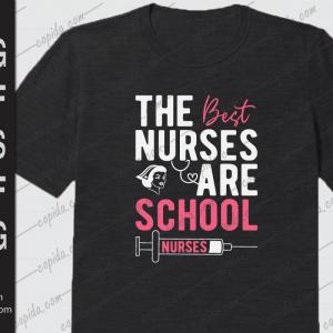 The best nurses are school nurses