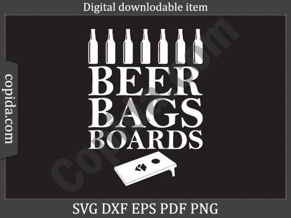 Beer Bags boards
