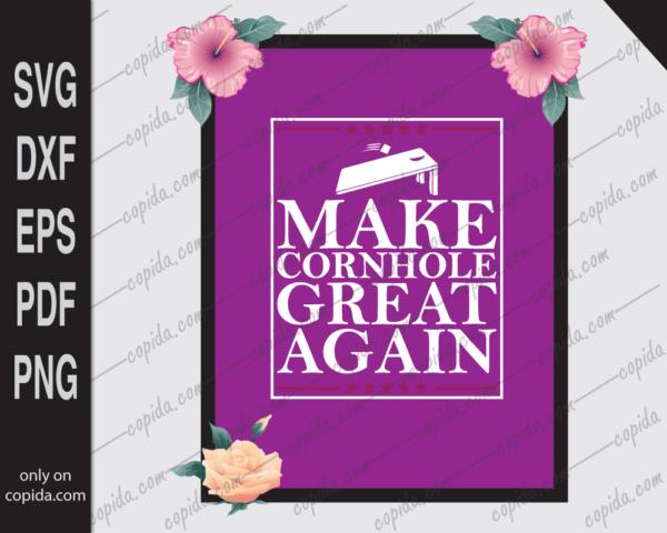 Make cornhole great again