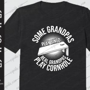 Some grandpas play bongo real grandpas