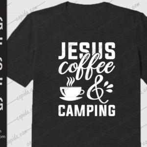 Jesus coffee & camping